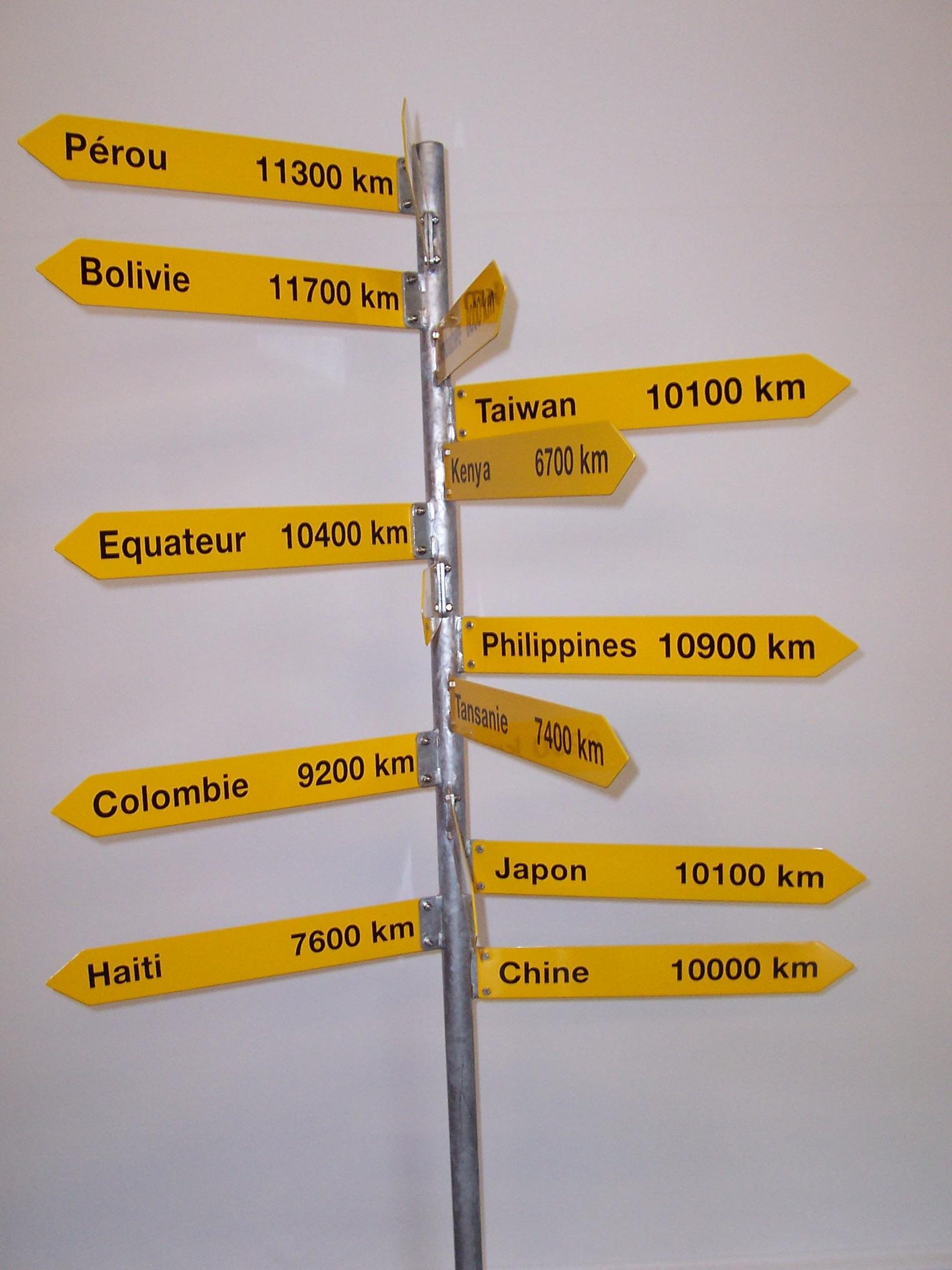 Un engagement missionnaire sur 4 continents