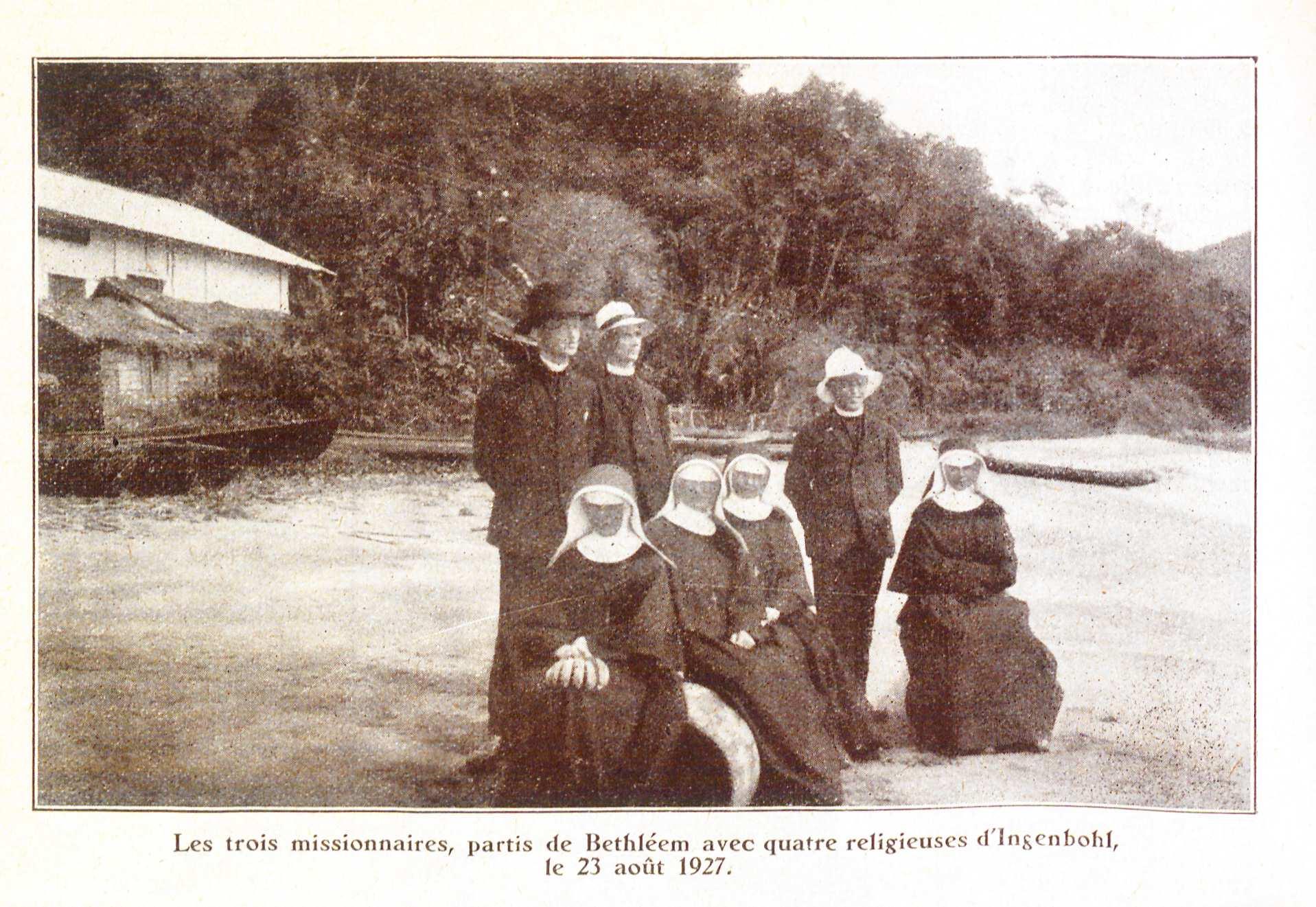 La Mandchourie : les premiers missionnaires et les stations