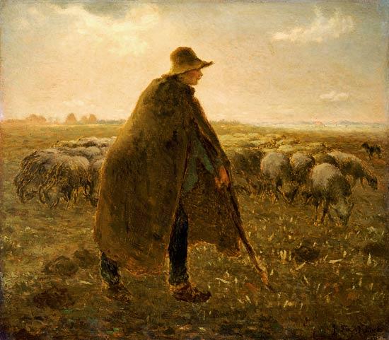 Je suis le bon berger (Jn 10, 14)