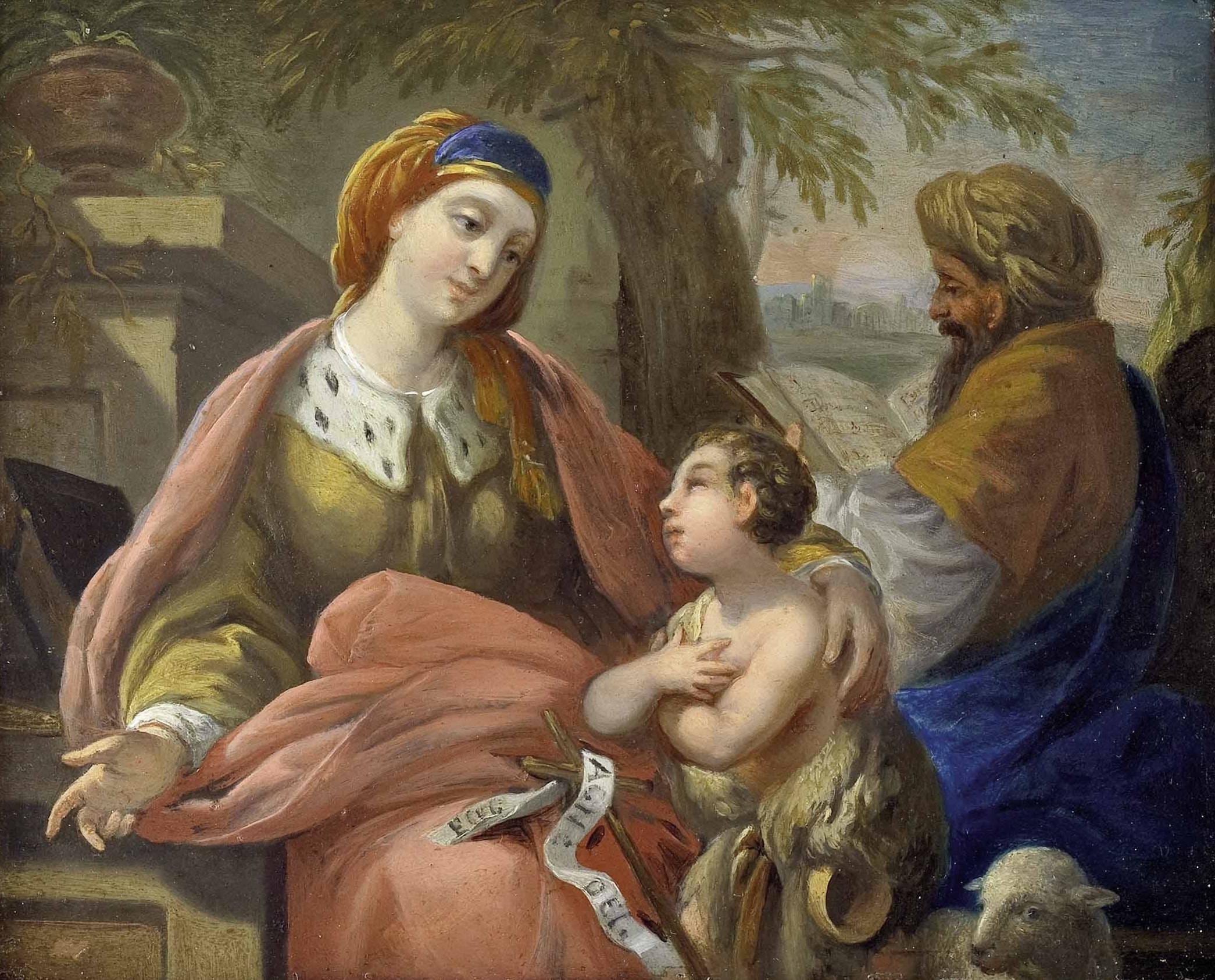 La Nativité de Saint Jean-Baptiste