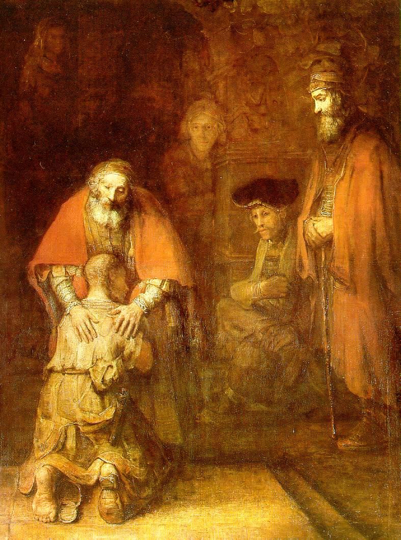 Luc, le chantre de la Miséricorde