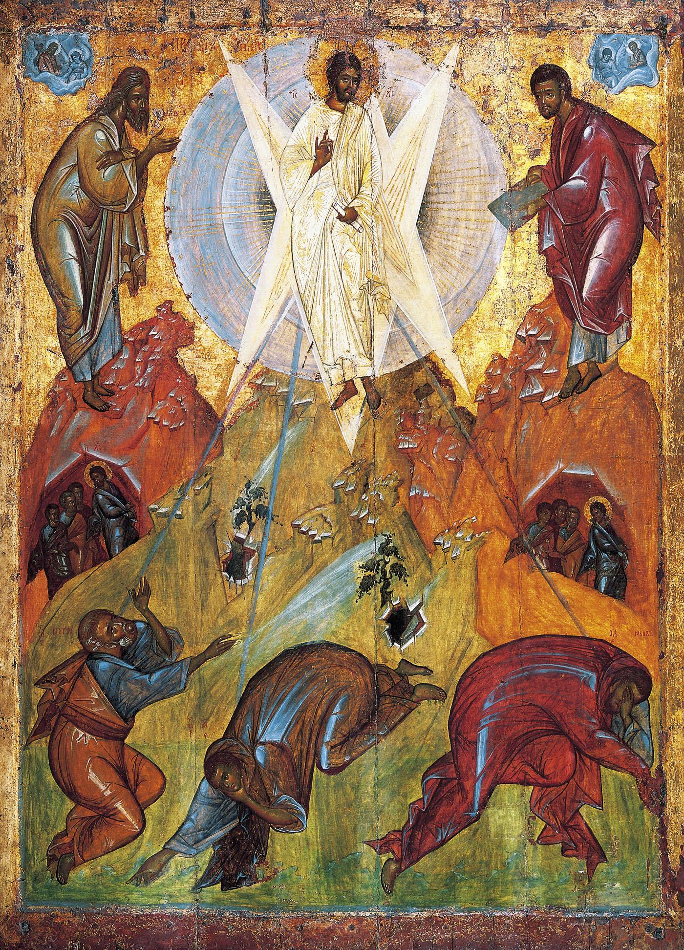 La Transfiguration du Seigneur