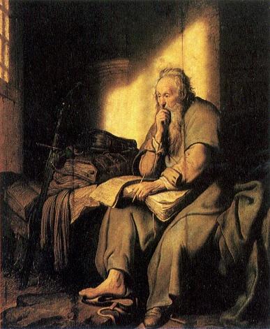 La mort de l'apôtre Paul