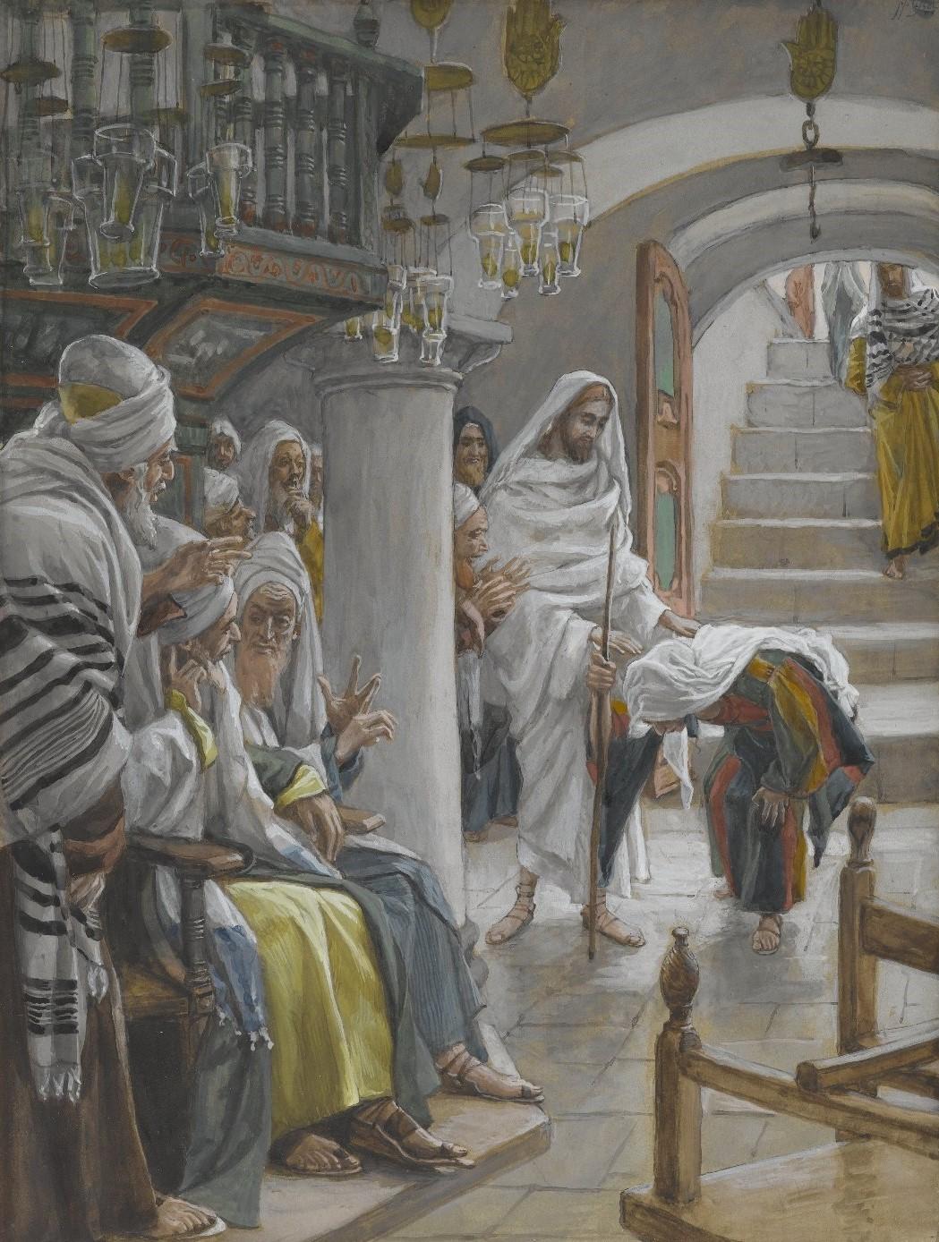 Jésus le guérisseur