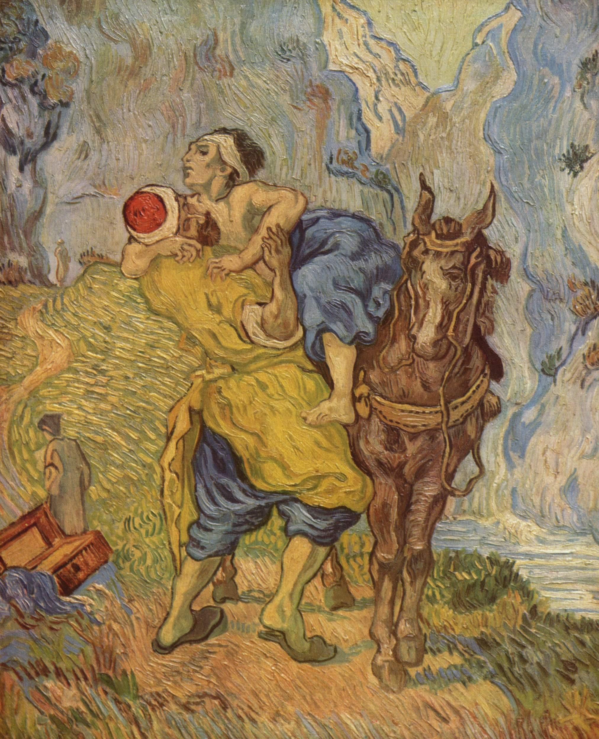 Qui étaient les Samaritains?