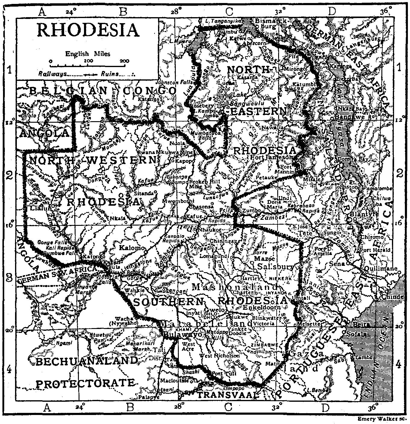 Histoire de l'évangélisation de la Zambézie