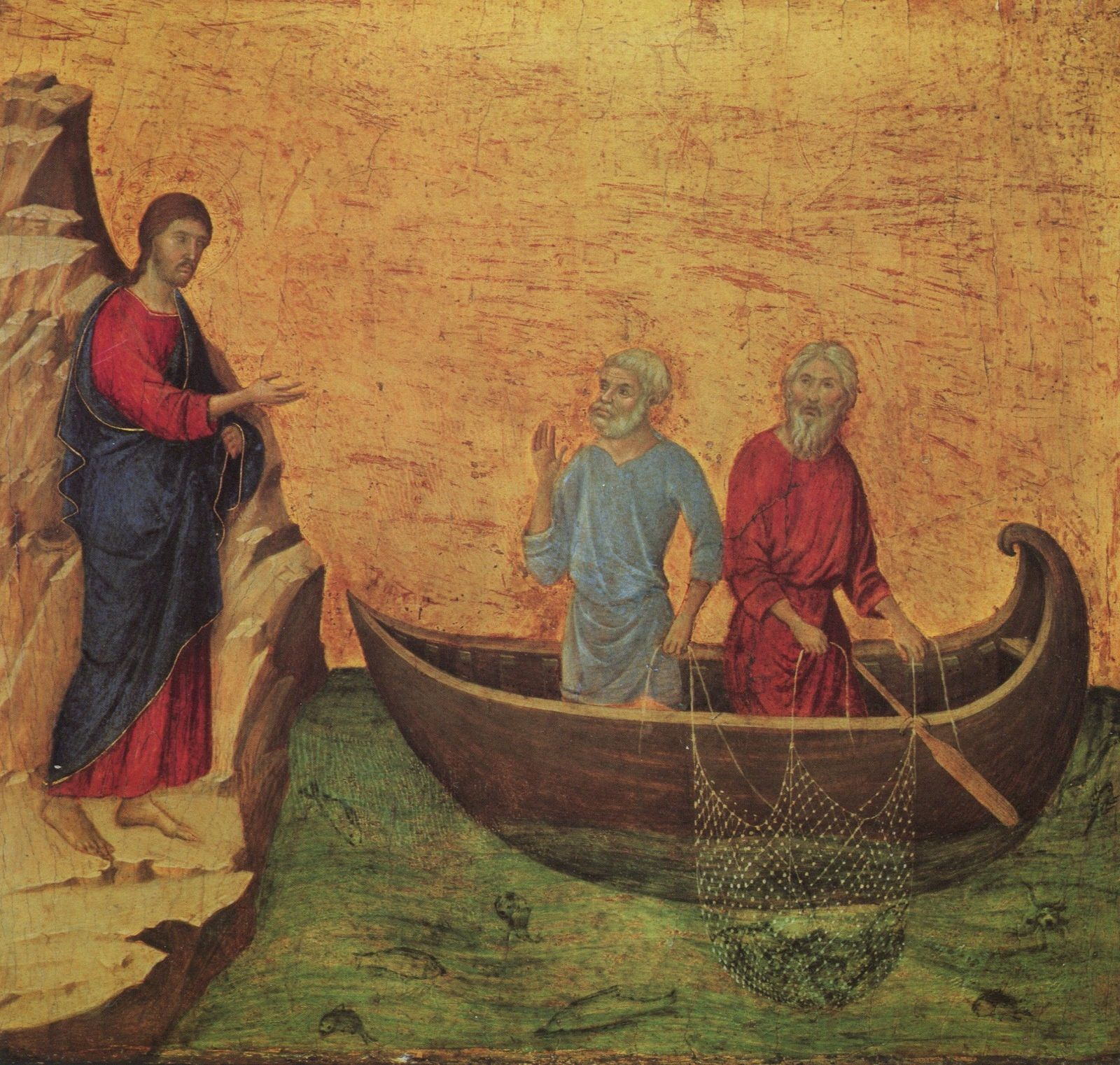 La grâce de se savoir pêcheur